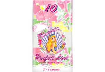 Упаковка для платочков Русалочка