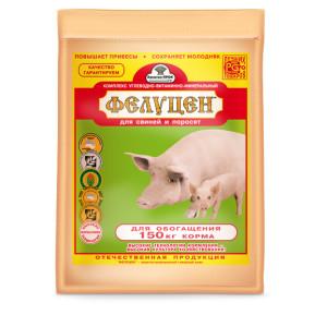 Витамины для свиней «Фелуцен»