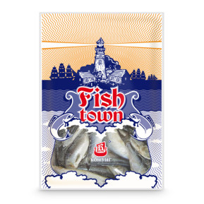 Пакет для рыбы и морепродуктов «Фиш Таун»